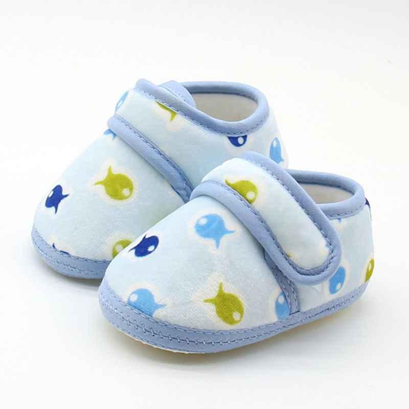 Pasgeboren Baby Kid Katoen Crib Schoen Meisje Jongen Peuter Zachte Zool Sneakers Schoenen Hot Koop S2