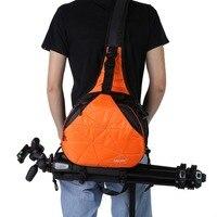 CADEN Sling Shoulder Cross Camera Bags Digital Camera Case Sling Canvas Soft Men Women Bag For