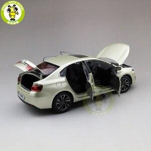 Image 3 - 1/18 C4 C4L Diecast auto modell Spielzeug Kinder Junge Mädchen GESCHENKE Gold