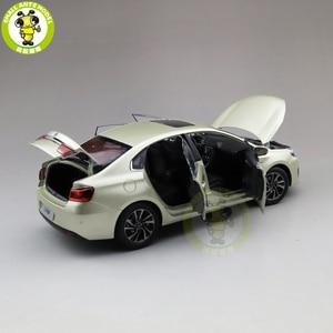 Image 3 - 1/18 C4 C4L Diecast car model Toys Kids Boy Girl GIFTS Gold