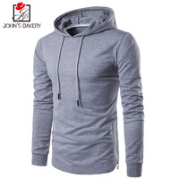 New Limited Full Brand High Quality Men S Tshirt 2017 Solid Long Sleeve T Shirts Mens