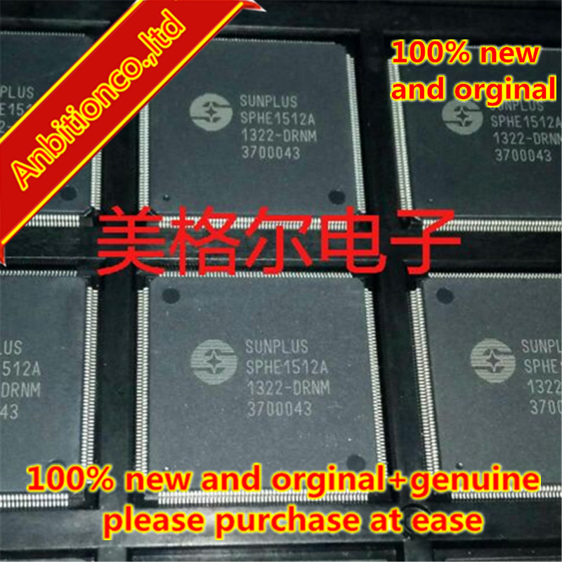 1-10pcs 100% New And Orginal SPHE1512A-DRNM QFP212 In Stock