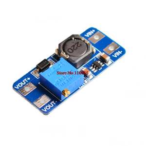 MT3608 2A Max DC-DC Step Up Power Module Booster Power Module For