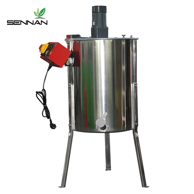 SenNan Beekeeping Equipment/tools Stainless Steel 2/3/4/6/8/12/24 Frames Auto Electric Honey Extractor /bee Centrifuge Machine
