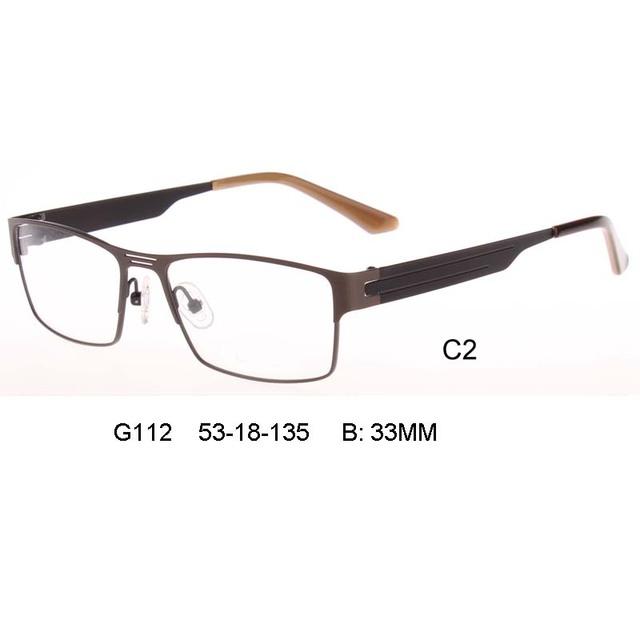 2017 caliente Nueva moda ojo marcos de los vidrios gafas de Marca marco masculino miopía óptica gafas de puntos de las mujeres de La Vendimia femenina gafas