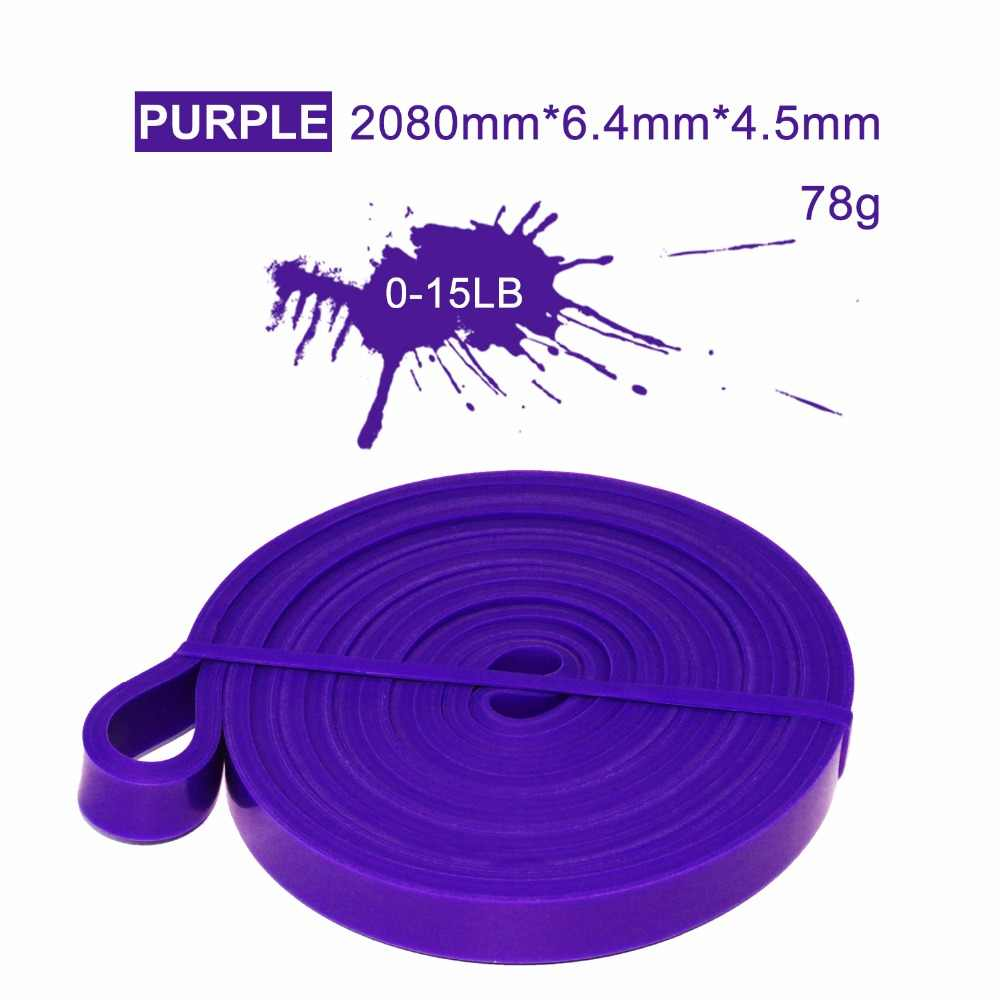Resistance Bands Rubber Pull Up Bands Power Latex Band Loop Strap Gym Strength Training Fitness Equipment