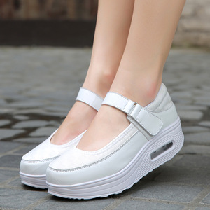 High Heels Ladies Nurse Shoes