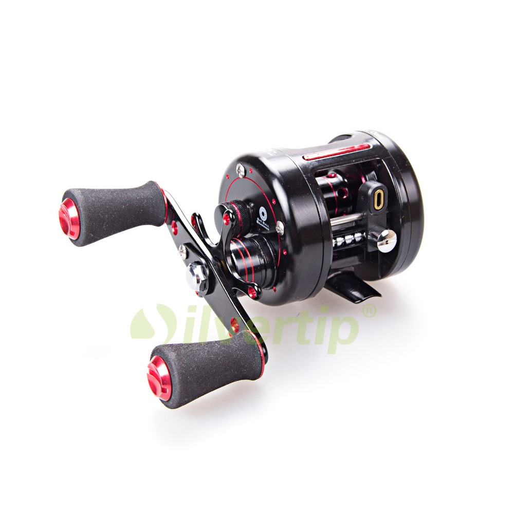 Free Shipping 5.1:1 Baitcasting Fishing Reel Right Hand Boat Trolling Bait Casting Yoshikawa XR35 nunatak original 2017 baitcasting fishing reel t3 mx 1016sh 5 0kg 6 1bb 7 1 1 right hand casting fishing reels saltwater wheel