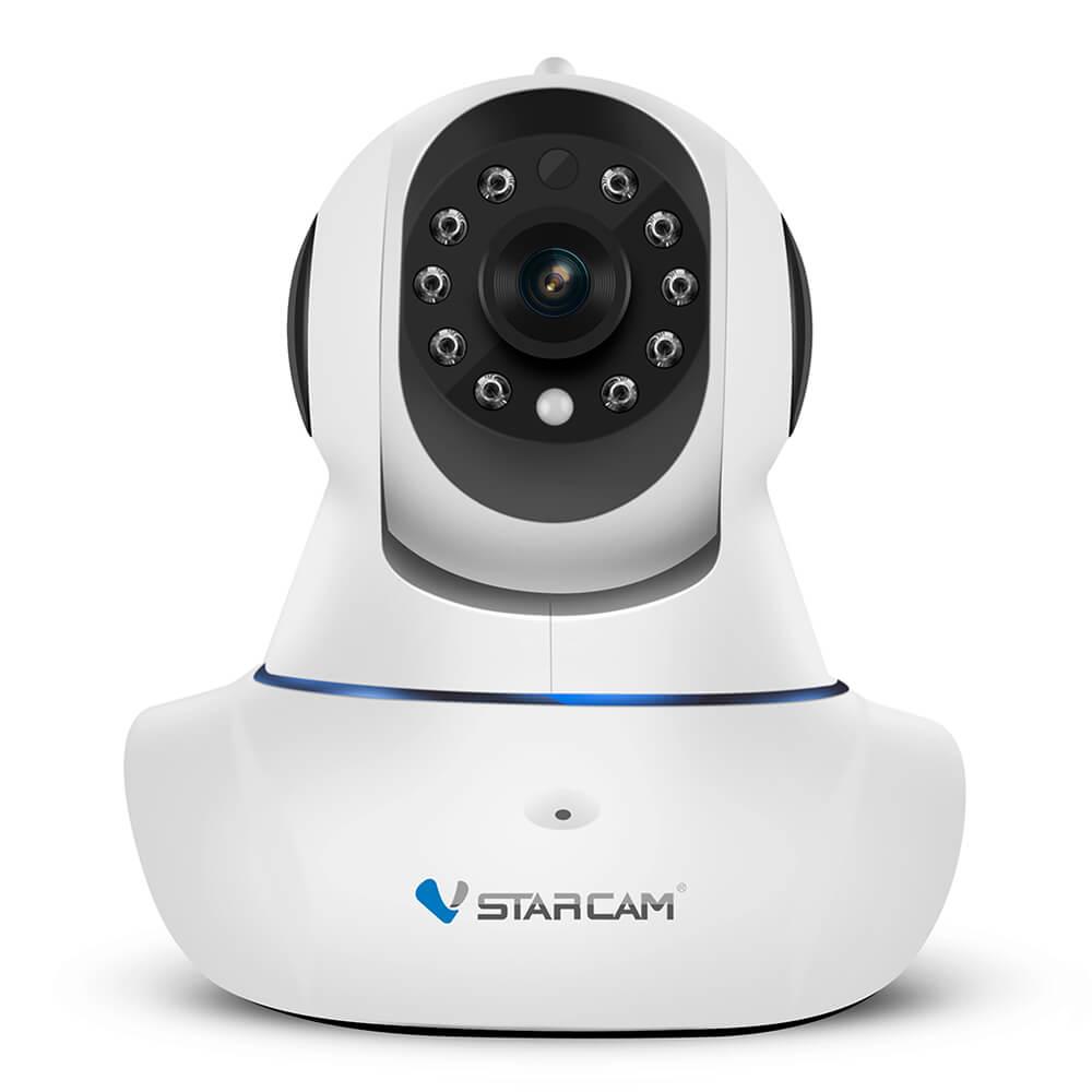 bilder für Vstarcam C25 720 P HD WIFI Drahtlose Ip-kamera Zwei-wege Audio 360 grad Betrachtungswinkel Dreifachstrom Überwachungskamera Mit P2P Onvif