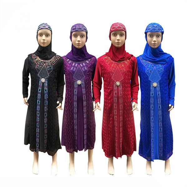9d64254fc best top 10 muslim kid dress list and get free shipping - 4lb6m3f4