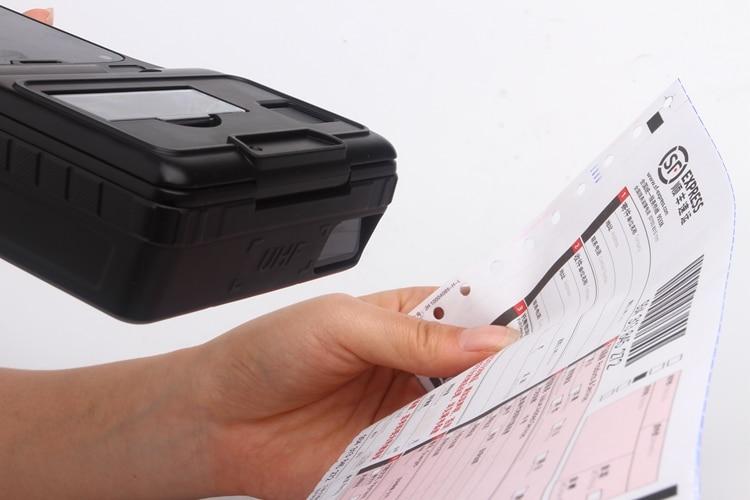 Globalna funkcija Ugradbeni UHF RFID 2D skener barkodova, otisak - Industrijska računala i pribor - Foto 3
