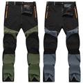 LILL | Mens Elastic Quick Dry Casual Pants Men Summer Travel Military Style Men's Trousers Joggers Army Thin Cargo Pants,UA109