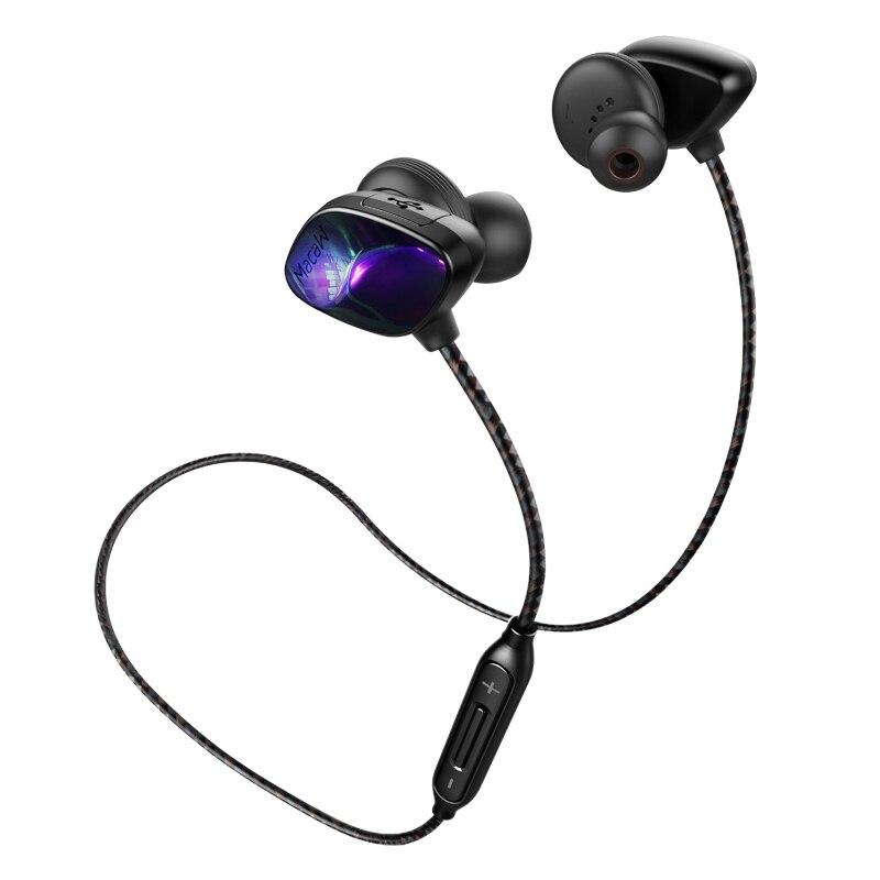 ФОТО Original Macaw T800 CSR Bluetooth4.1 Earphone Sweatproof Sport In Ear Earbud Wireless Bluetooth Stereo Earphone With Mic