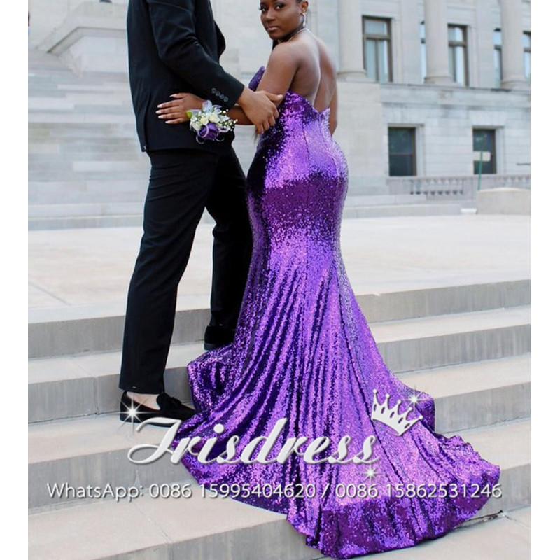 Excepcional Vestidos De Dama Sin Respaldo Ornamento - Vestido de ...
