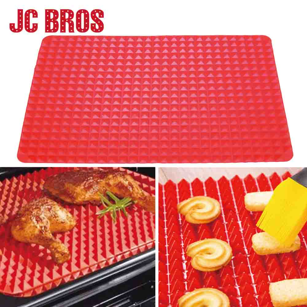Baking Work Silicone Mat Kitchen Oven Tray Liner Pizza Pastry Non Stickers  H//J