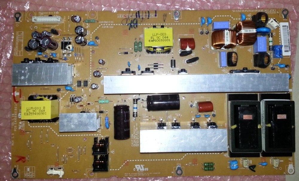 lg tv power supply board 47lh50 eax56851901
