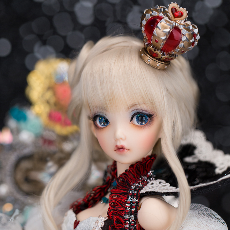 BJD Doll 1 4doll Minifee Mio Joint Doll Free Eyes