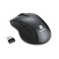 TeckNet 2 4G Wireless Performance Mouse 8 Buttons 2 Programmable For Pc Computer With Nano USB