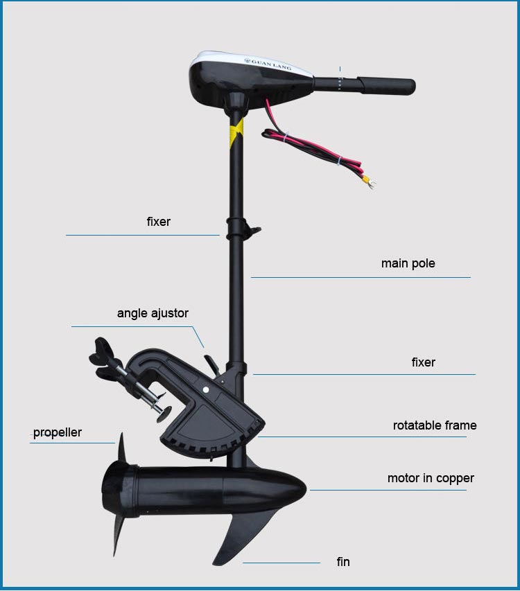 Online Buy Wholesale Electric Trolling Motor From China
