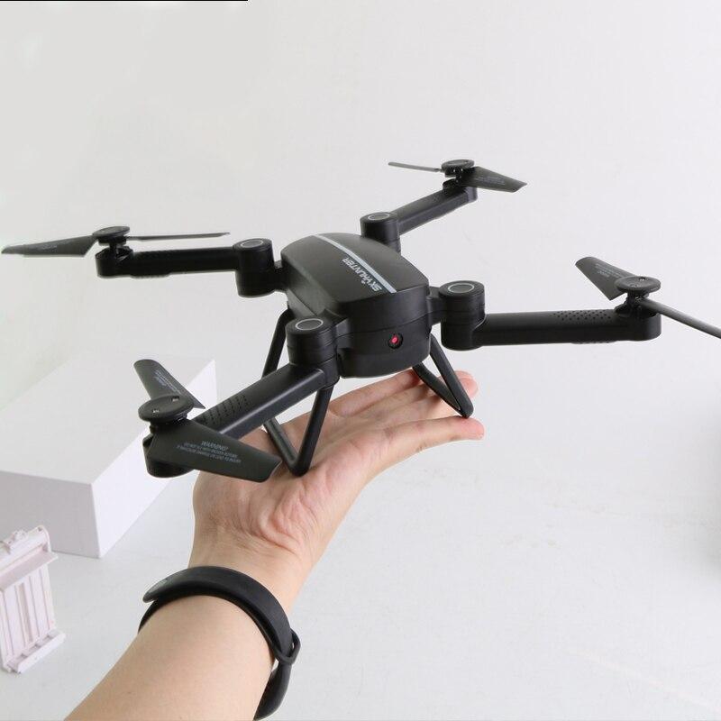 X8TW Mini Drone chasseur Rc Fpv quadrirotor caméra Drone 2.4G 4 axes télécommande jouets Drones avec caméra Hd quadrirotor Drone