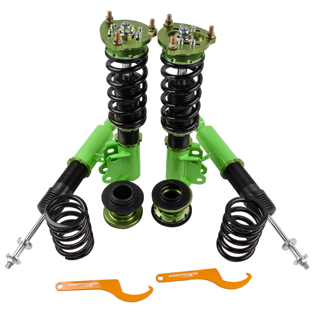 Coilover Suspension KIT For Honda CIVIC FA5 FG2 FG1 06-11 LX EX SI Struts Adj Height Coil Spring