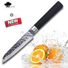 Myvit Edelstahl Küchenmesser Santoku Professionelle Japanische Schäl Obst Messer x30cr14 Gemüse Messer Kochwerkzeug