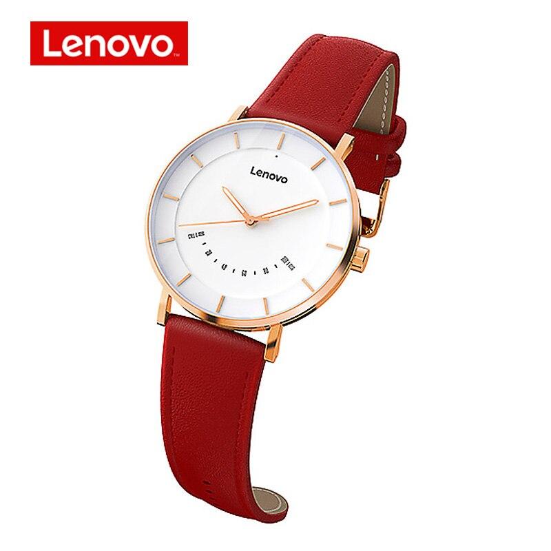 Lenovo Smart Watch Fashion Quartz Watches Watch S Intelligent Reminder 50M Waterproof Long Battery Life Sports Smartwatch