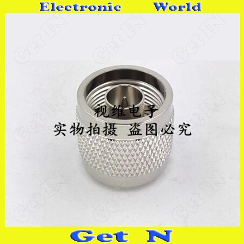 b4491a13c77bf5 ≧5 pcs-50 pcs RF Conector Coaxial Coaxial Conector Tipo N Disjuntor ...