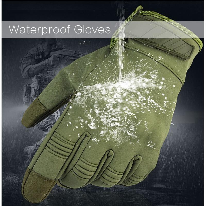 2016 Hot Sale 1 Pair Kawasaki  Fashion New Full Finger Motorcycle Gloves