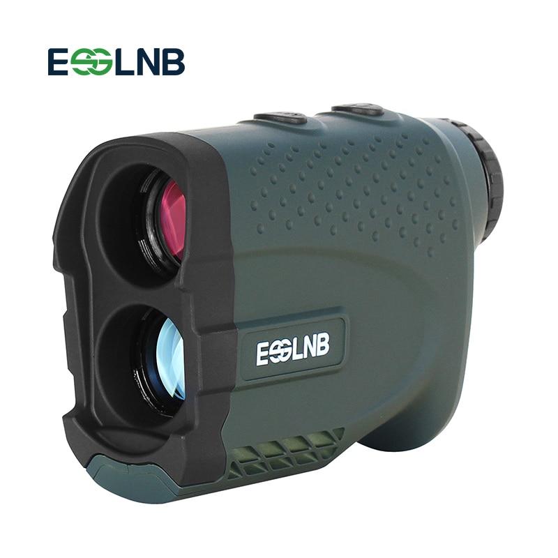 7X25 LR600 Telescope Laser Rangefinder Laser Distance Meter Monocular Golf hunting Laser Range Finder Tape Measure Roulette-in Rangefinders from Sports & Entertainment