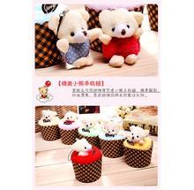 Wedding cute Birthday bear