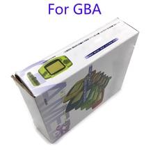5 個の新しい梱包箱ゲームボーイアドバンス GBA 小売パッキングカラーとロゴ