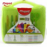 Maped Gift Box Set 10 Piece Set Child Safety Scissors