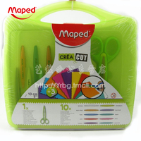 Maped Gift Box Set 10 Piece Set Child Safety Scissors