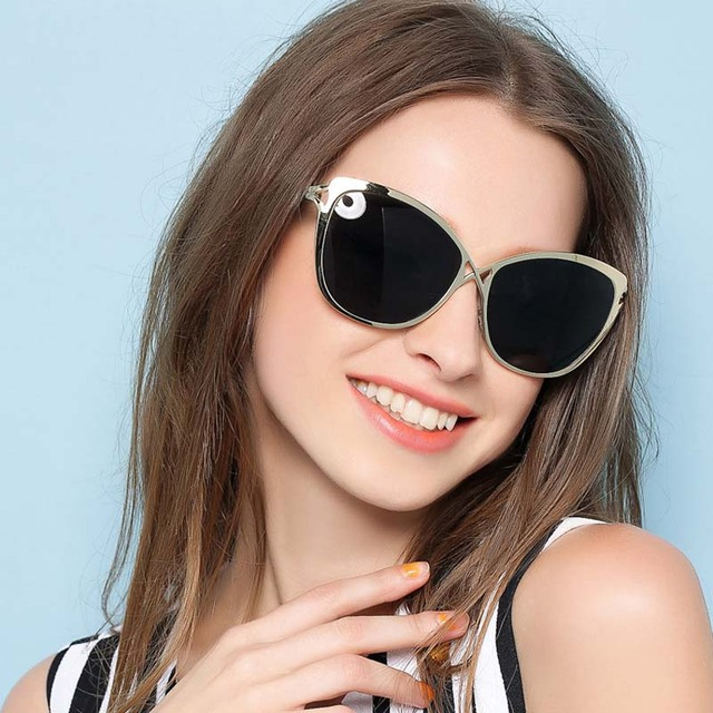 889d46a9ad Hot Selling Classic Retro Cat Eye Sunglasses Copper Frame Women Fashion  Eyewear Sex Women s Sun Glasses