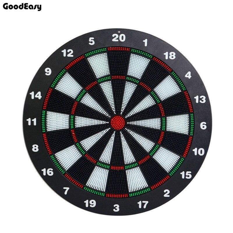 17 Professional Magnetism Darts Target Adult Children Magnetic Plastic Target Dart Dartboard