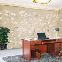 Custom Print DIY Fabric Textile Wallcoverings For Walls Cloth Seamless Matt Silk For Bedding Living Room
