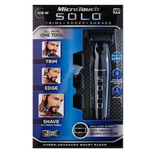 Men's Rechargeable Stainless Steel Shaver