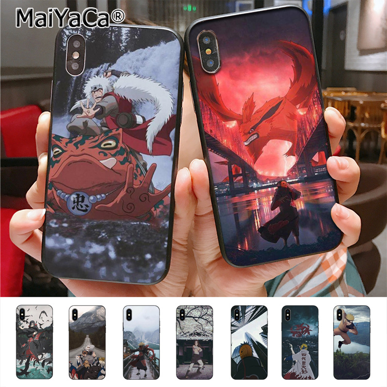 MaiYaCa Naruto amzing Special Offer Vertical phone case for iphone 11 Pro X 7plus 6 6s 7 8 8Plus 5 5S case