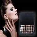 40 colores de Cosméticos de Maquillaje de Moda de Larga duración Brillo Perla Especial Impermeable Sombra de Ojos Paletas Compactos