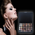 40 colors Fashion Makeup Cosmetics Long-lasting Pearl Shimmer Special Waterproof Eye Shadow Compact Palettes
