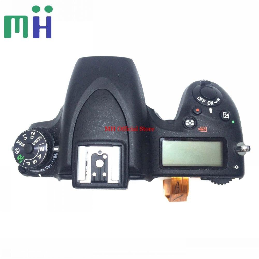 Für Nikon D750 Top Abdeckung Shell Fall Einheit mit Top Lcd Board Flex kabel Taste Kamera Reparatur Teil Ersatz-in Kamera-Shell aus Verbraucherelektronik bei  Gruppe 1