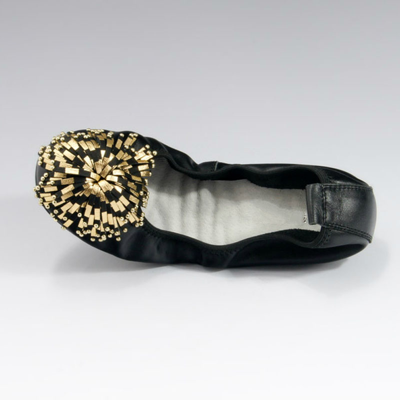 Femmes chaussures appartements en cuir véritable femmes mocassins gland sans lacet chaussures femme rose noir mocassins doux loisirs ballerines - 3