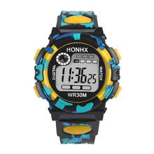 Digital Sports Wristwatches for Boys