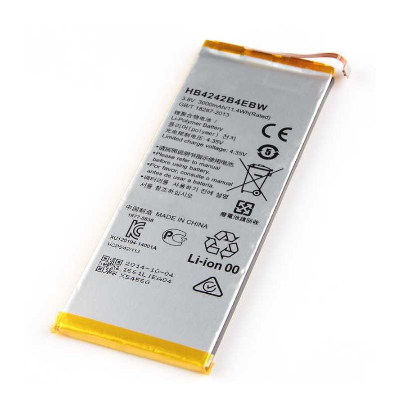 Antirr HB4242B4EBW Li-Ion טלפון Huawei honor 6 H60-L01 H60-L02 H60-L11 H60-L04 honor 4X3000 mAh עם כלים