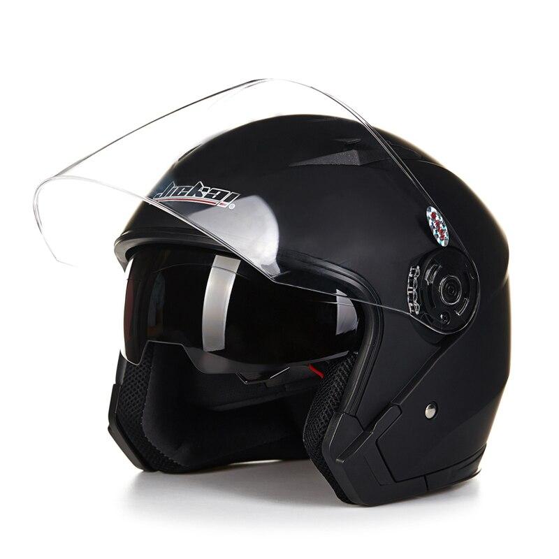 font b Helmet b font motorcycle open face capacete para motocicleta cascos para moto racing
