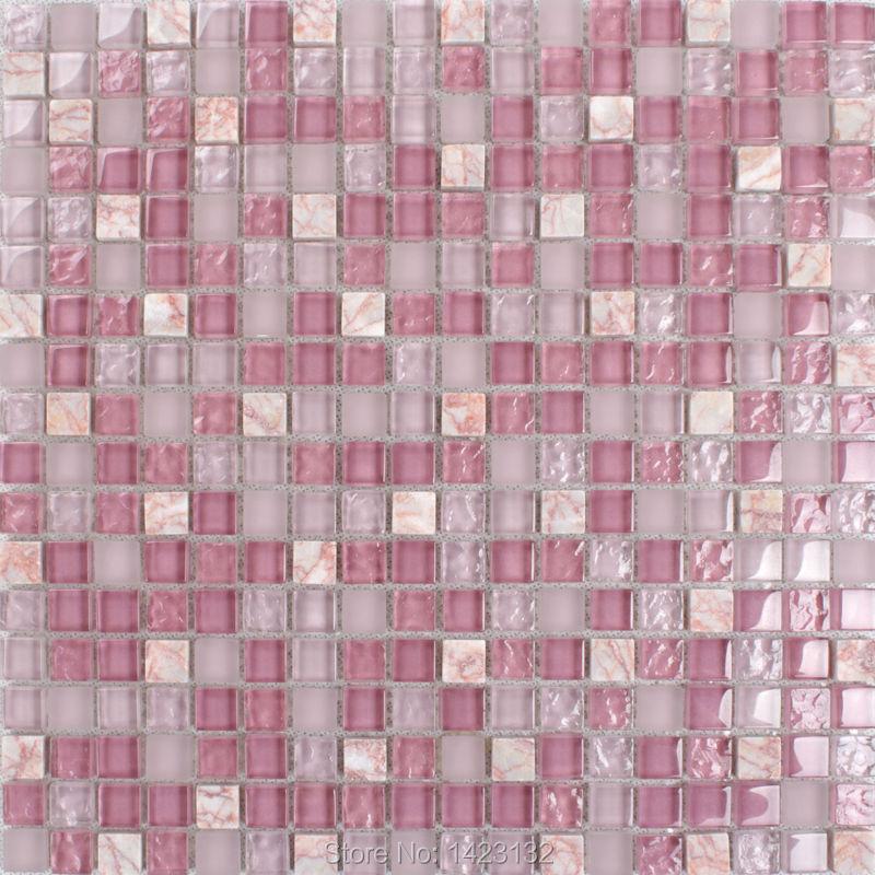 azulejo de cristal de piedra fotos ampliadas