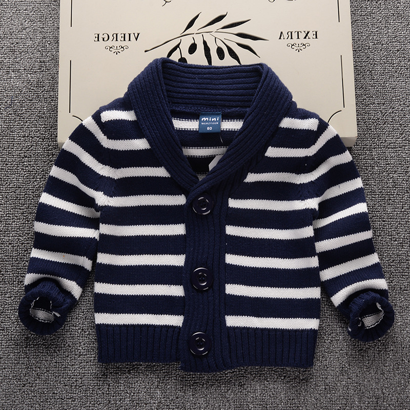 Cardigan Sweater For Boys 2018 New Fashion Winter Thick Children Coat Casual Baby Girls School Kids Sweater Infant Clothes 2017 fashion design pure hand made thick sweater coat women winter thick coarse linesthick warm high necked white sweater