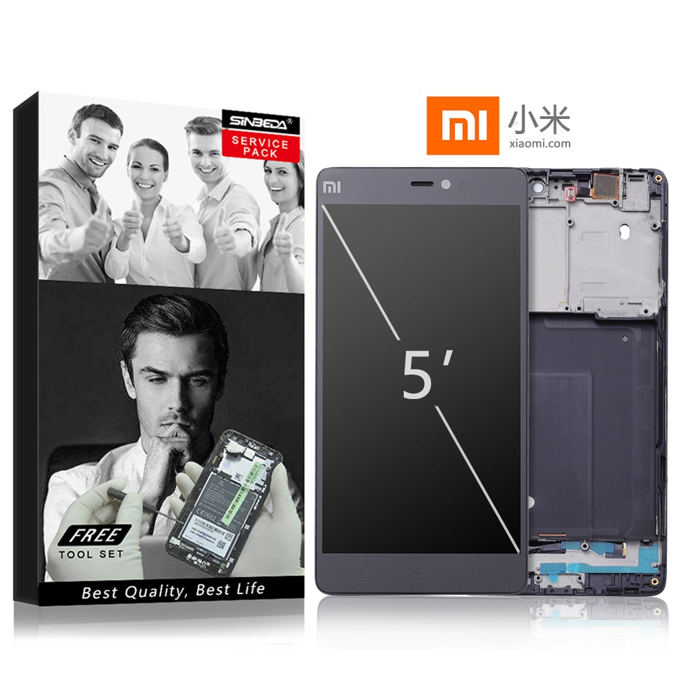XIAOMI Frame Lcd-Display Touch-Screen Original For MI4C