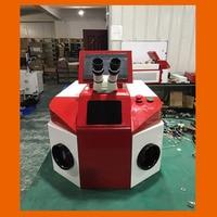 factory direct supply 100J Automatic jewelry necklace making machine,jewelry auto laser welding machine